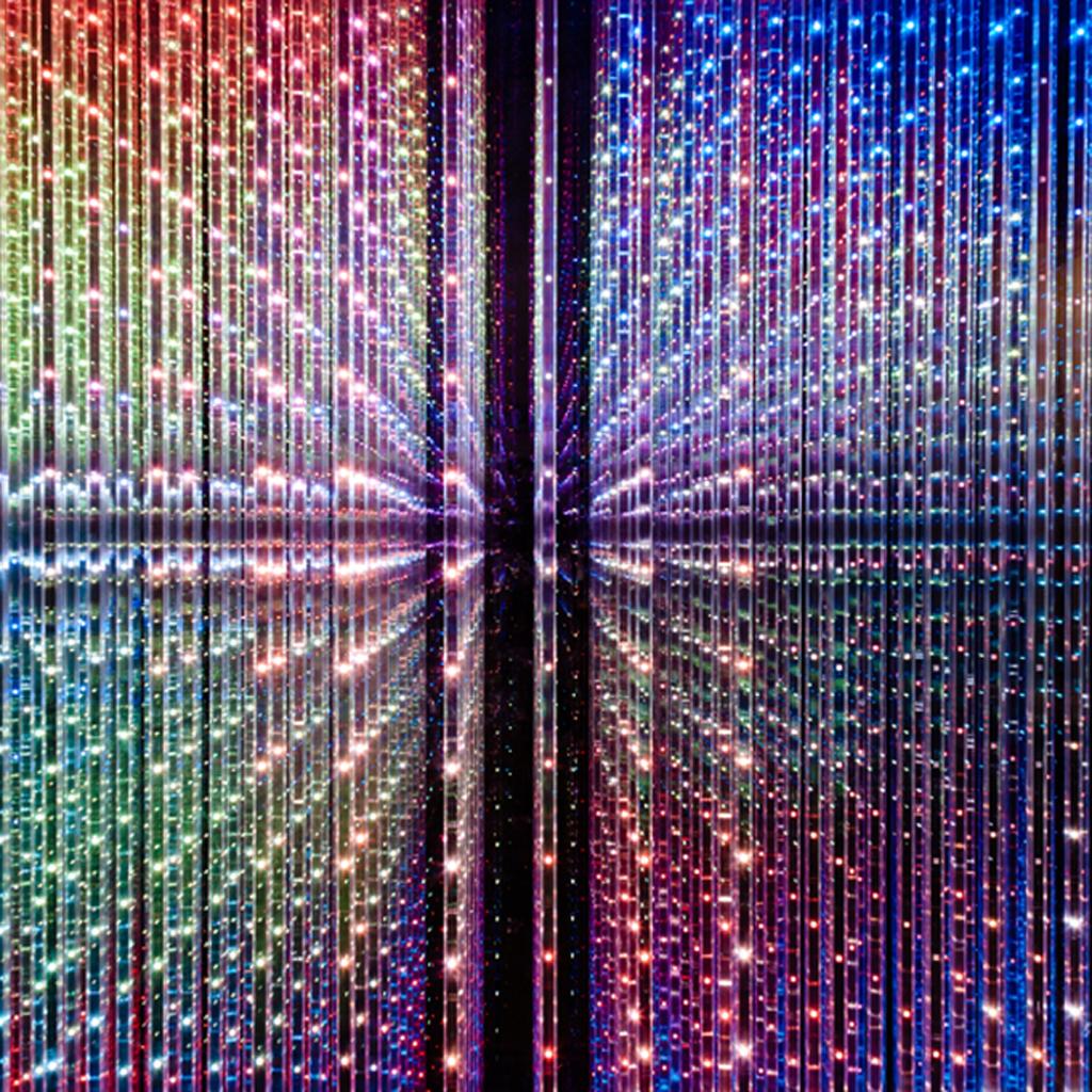 LED als Kunst