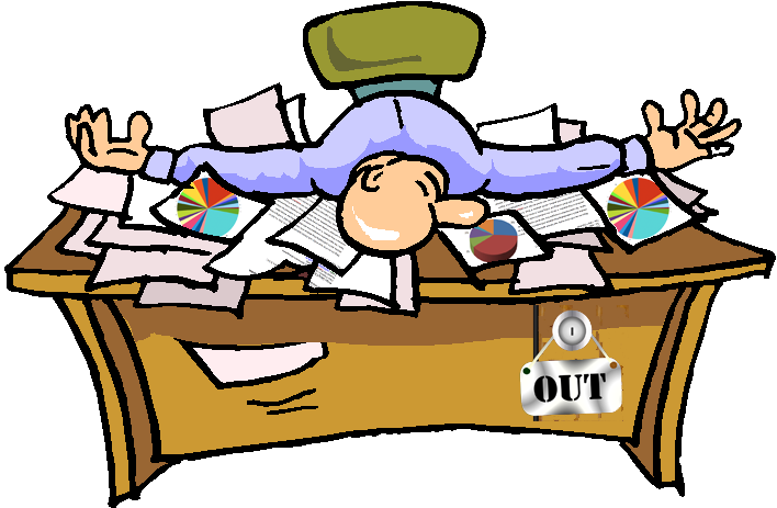 Büroschlaf ist gesund