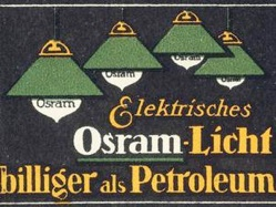 OSRAM Stromrechnung
