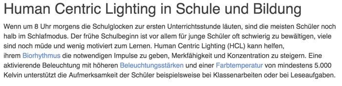 HCL-und-licht.de